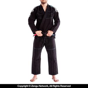Ground Game Inceptor Black Jiu Jitsu Gi